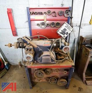 Ammco 4100 HD Disc & Drum Brake Lathe with Tooling