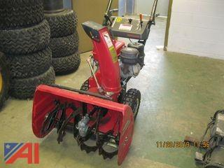 Honda Snow Blower & Tires