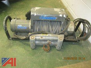 Ramsey QM 8000 Winch