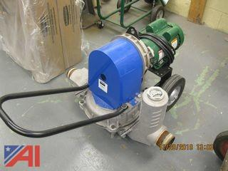 Electric Utility Pump