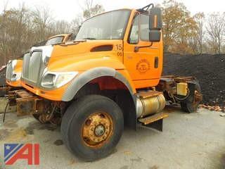 (#15) 2005 International 7600 Truck