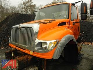 (#18) 2005 International 7600 Truck