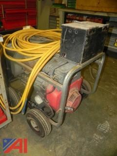 North Star Industrial Commercial Pressure Washer