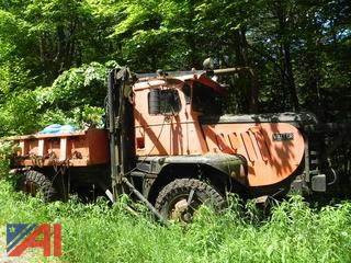 1969 Walters Truck with Plow