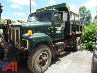 1996 International 2574 Dump Truck