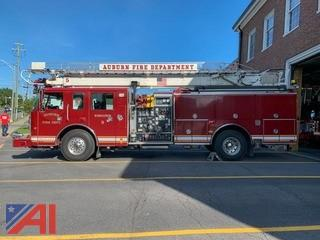 1999 Pierce 55' Sky Boom Fire Engine