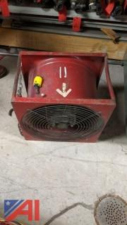 Negative Pressure Smoke Ejectors & Bars