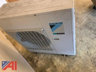 Daiken A/C Heat Pump Split Unit