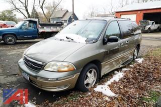 1999 Ford Windstar SEL Suburban Passenger Vehicle