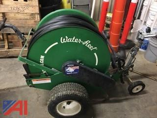 Kifco Water Reel athletic field irrigator Model #B110G