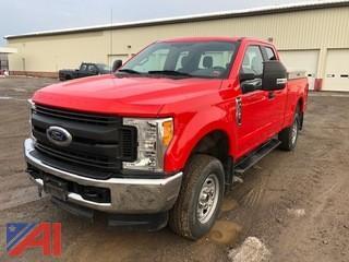**4% BP** 2017 Ford F250 Pickup