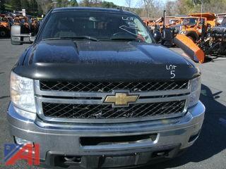 2013 Chevrolet 2500 LT Pickup Truck