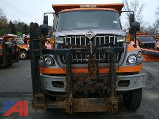2010 International 7600 Dump Truck