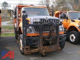 2012 International 7600 Dump Truck