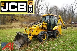 2011 JCB 2CX Backhoe