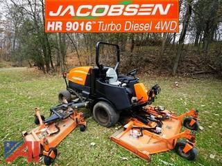 2012 Jacobsen HR9016 Turbo 4WD Rotary Mower