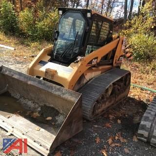 2005 CAT Skid Steer Loader