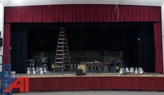 Stage-Auditorium Draperies
