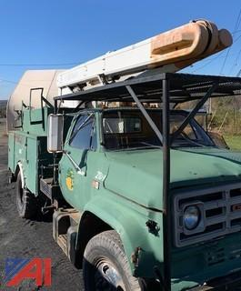 1982 GMC 6000 Bucket Truck