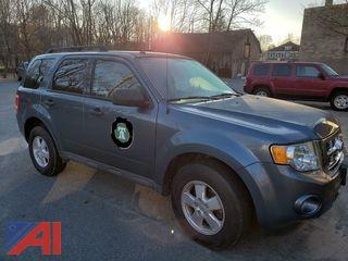 2010 Ford Escape SUV