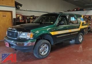 2000 Ford Expedition XLT Suburban