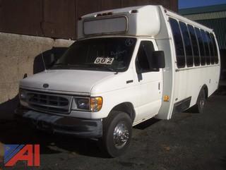 1997 Ford E350 Bus