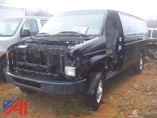 2008 Ford E350 Van