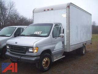 2000 Ford E450 Van