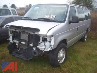 2013 Ford E350 Van