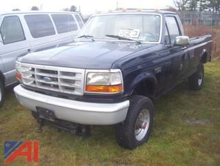 1993 Ford F250 Pickup