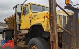 1999 International 2574 Sander Truck