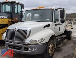 2005 International 4200 LP Dump Truck