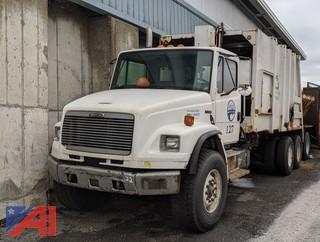 2002 Freightliner FL80 6x4 Packer/Garbage Truck