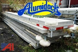 29' Aluminum Dock/Decking Sections & Related