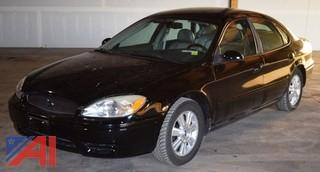 2006 Ford Taurus 4DSD