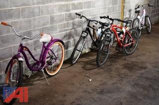 (5) Bikes
