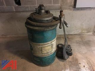 (2) Table Saws & Boiler Tube Cleaner