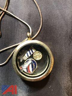 Locket with Charms