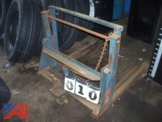 Auto Specialties Wheel Caddie