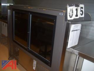 Refcon Refrigerated Display Case