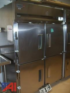 Delfield Supremacy Refrigerator