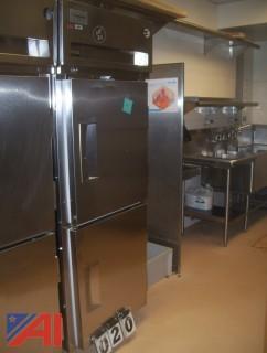 Delfield Supremacy Freezer