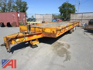 2011 Felling FT-30-2T 18 Ton Tilt Bed Trailer
