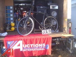 Aluminum Frame Bike