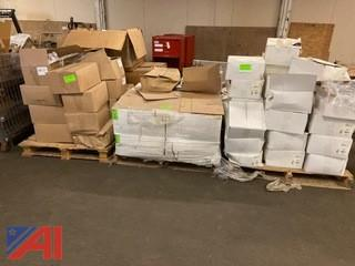 (3) Pallets of Poly Bags (NEW)