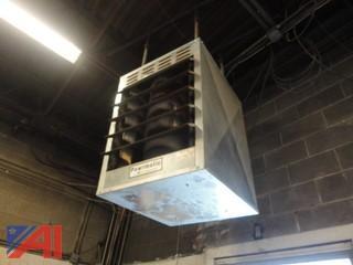 Powermatic Ceiling Mount Oil Furnace