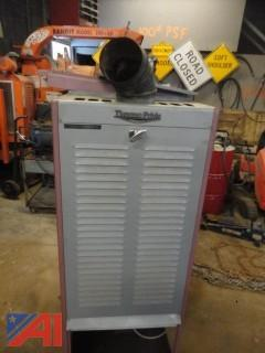 Thermo Pride Upright Oil furnace