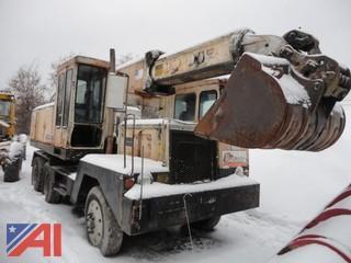 1986 Badger 666 Ditching Machine