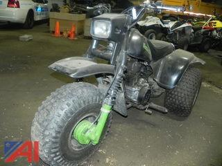 (#7) 1986 Kawasaki ATV