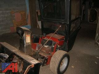 Ferris G3225K Machine with Mower Deck and Snowblower